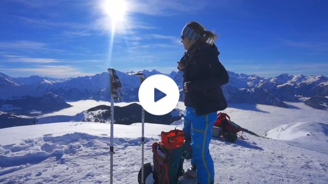 Bekleidung für deine Skitour